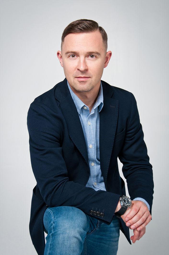 Руководитель бизнес-направления «Гигиена» корпорации «Биосфера» Александр Лавров