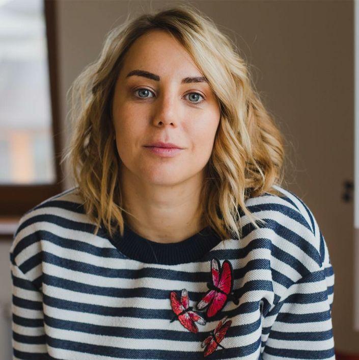 Анастасия Нуржинская, специалист по коммуникациям Проекта ЕС для развития гражданского общества, PR-эксперт по вопросам коммуникаций для социальных изменений