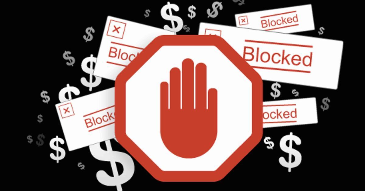 Отрасль потеряла $21.8 миллиарда дохода из-за блокировки рекламы в 2015.
