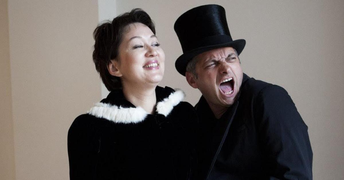 Андрей и Лина Амлинские: рок-н-рольщики после работы