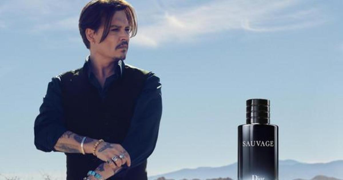 Dior выпустил тизер кампании с Джонни Деппом.