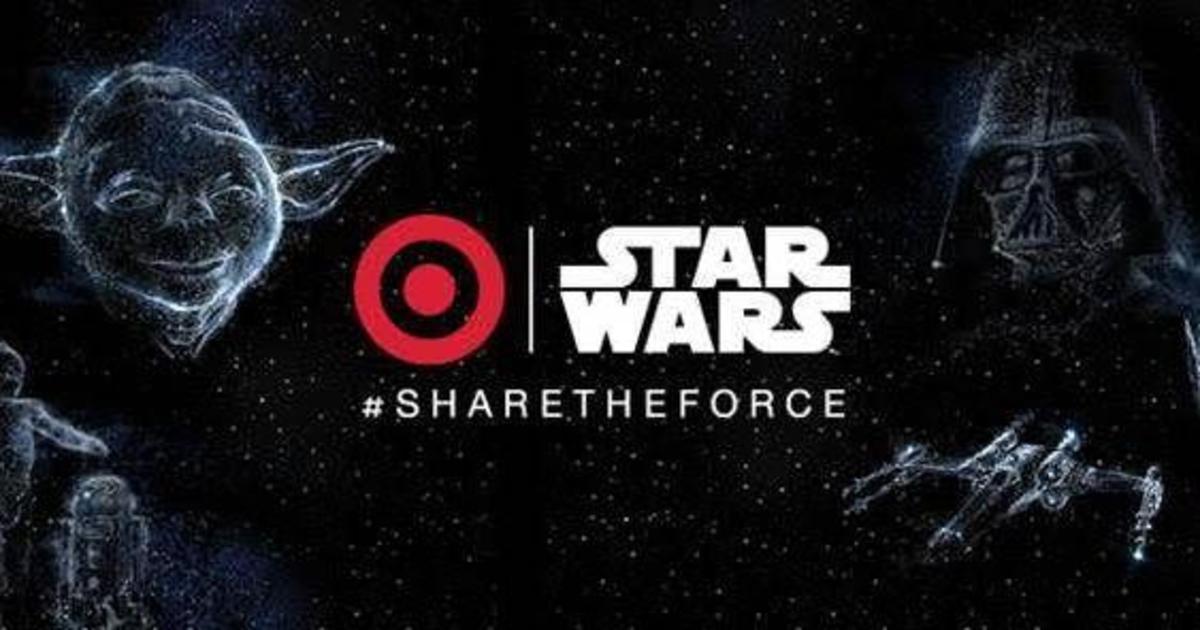 Target призвал фанатов Звездных Войн поделиться своими воспоминаниями.