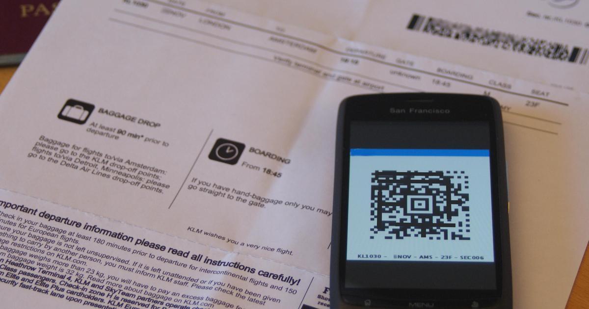83% украинцев хотят пользоваться QR-кодами.