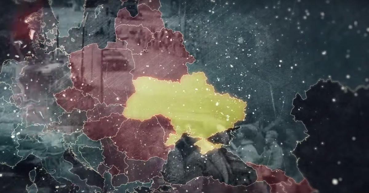 На YouTube набирает популярность ролик о конфликте на Донбассе.