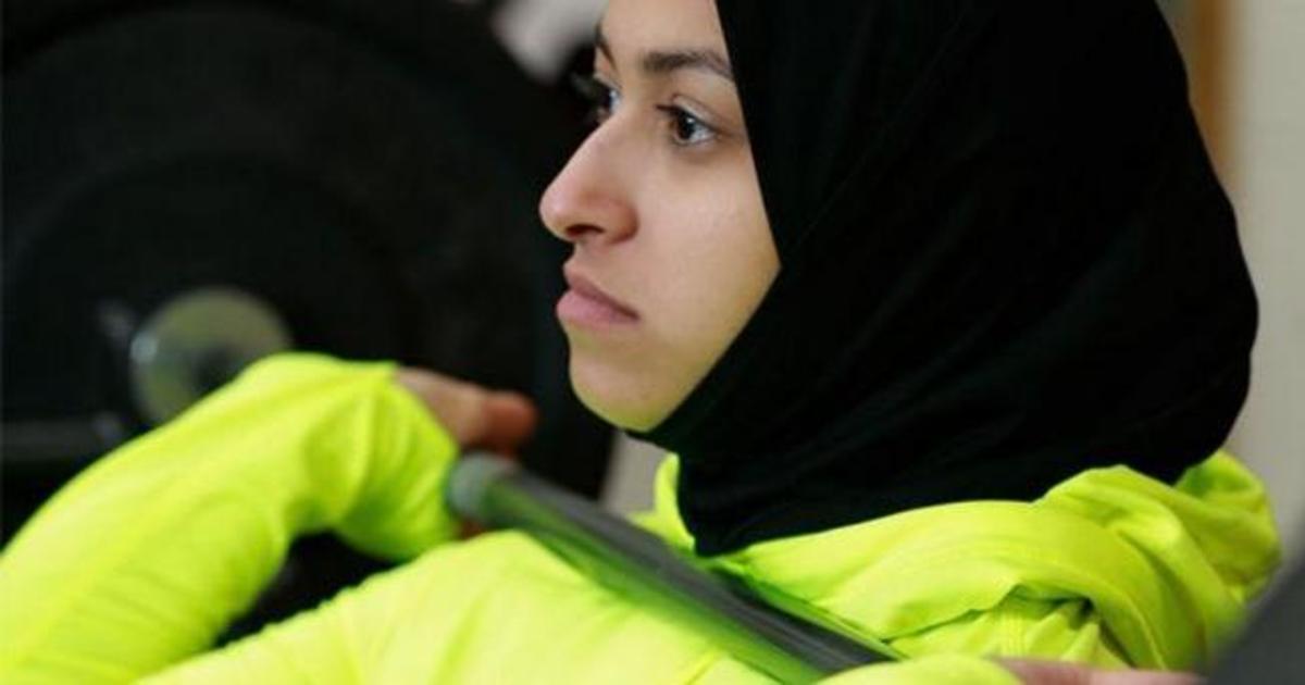 Штангистка в хиджабе разрушила стереотипы в рекламе Nike.