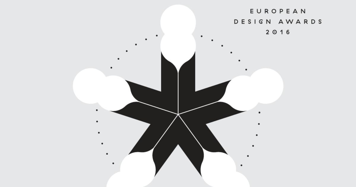 Украинские победители European design awards.