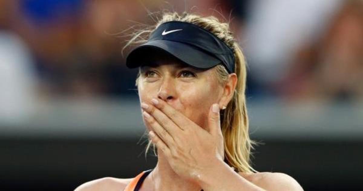 Марию Шарапову дисквалифицировали на два года из-за допингового скандала.