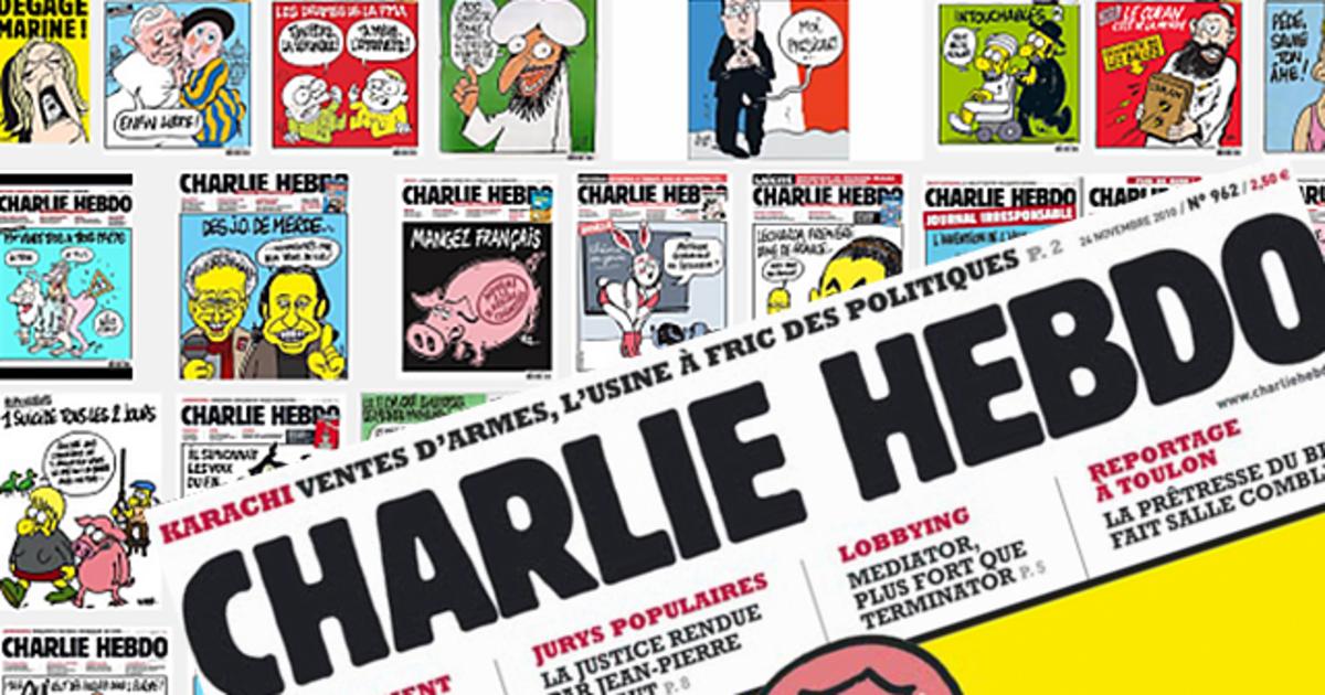 Charlie Hebdo объявил победителей за самую «черную» шутку.