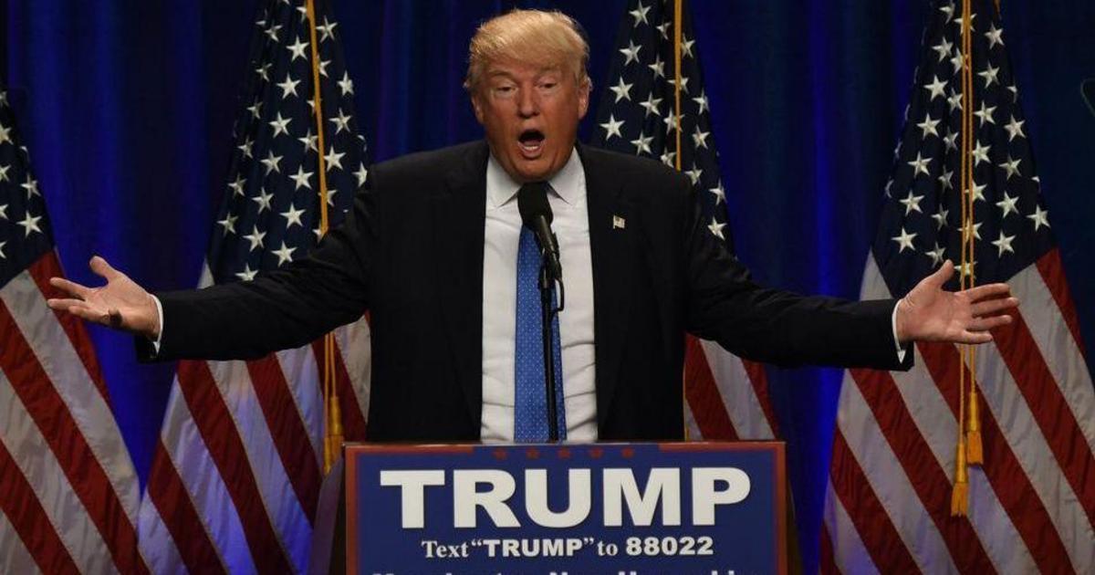 Трамп отозвал аккредитацию на освещение своей кампании у Washington Post.