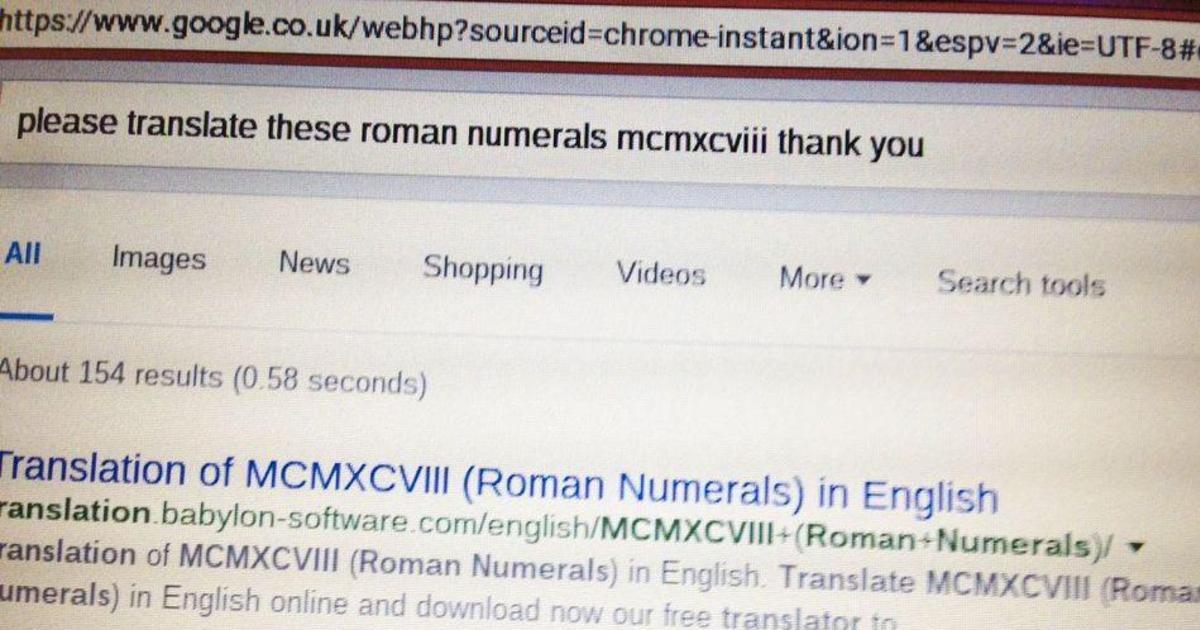 Thank you, Google: как бабушки общаются с поисковиком