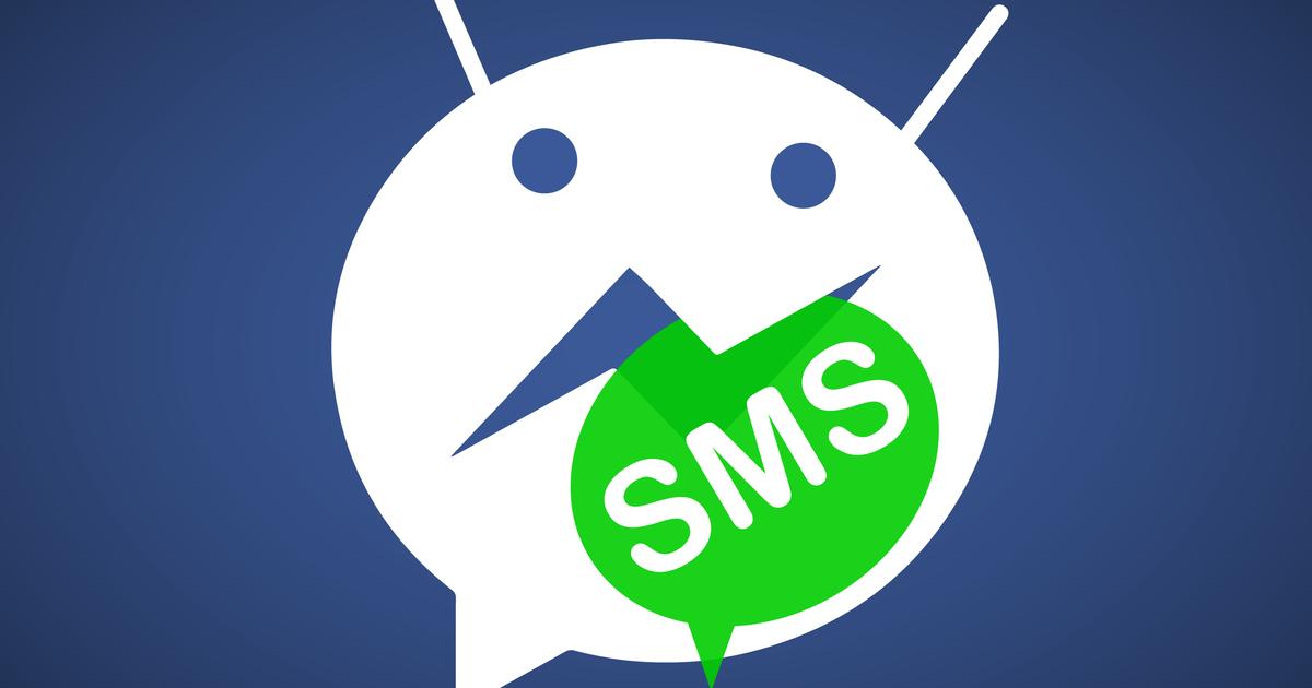 Facebook Messenger начал принимать SMS.
