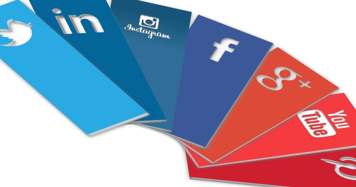 Названы самые популярные соцсети в украинских СМИ.