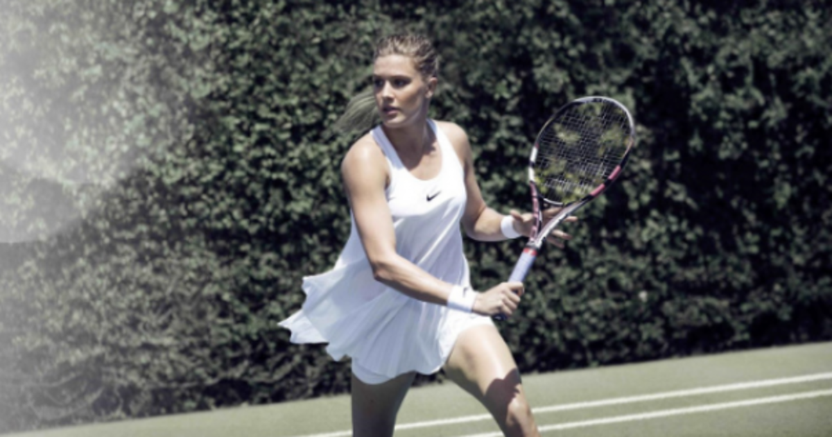 Nike отозвали «куцые» платья для Уимблдона после жалоб теннисисток.