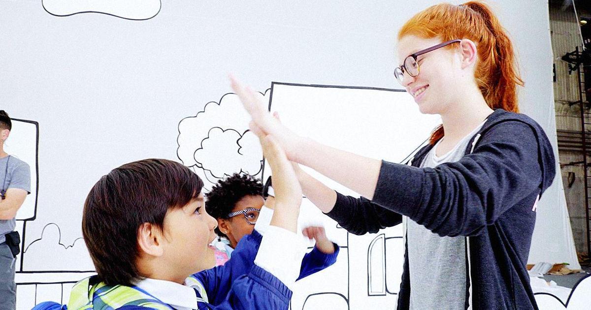 Новую Back-To-School кампанию для Target создали дети.