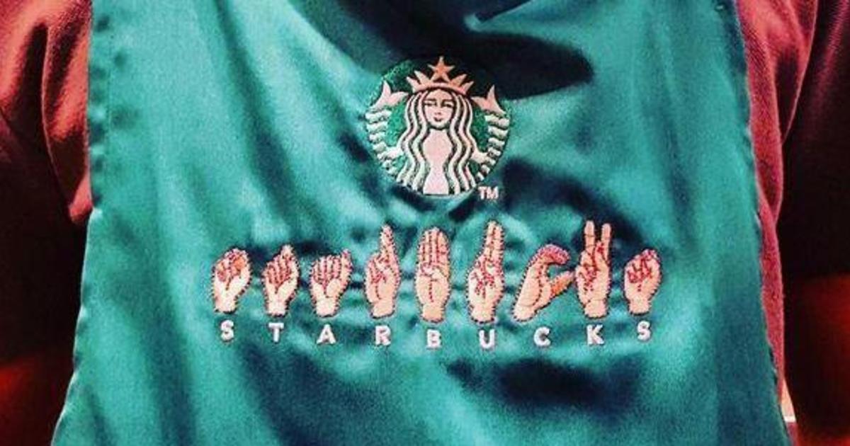 Starbucks открыл первую кофейню с глухими бариста.
