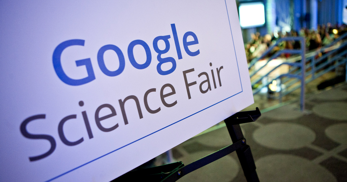 Конкурс google science fair