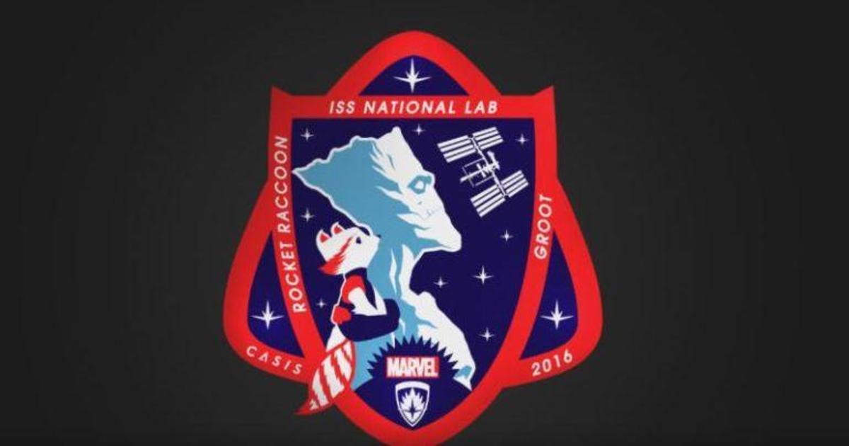 Ракета и Грут из «Стражей галактики» украсят официальную эмблему NASA.