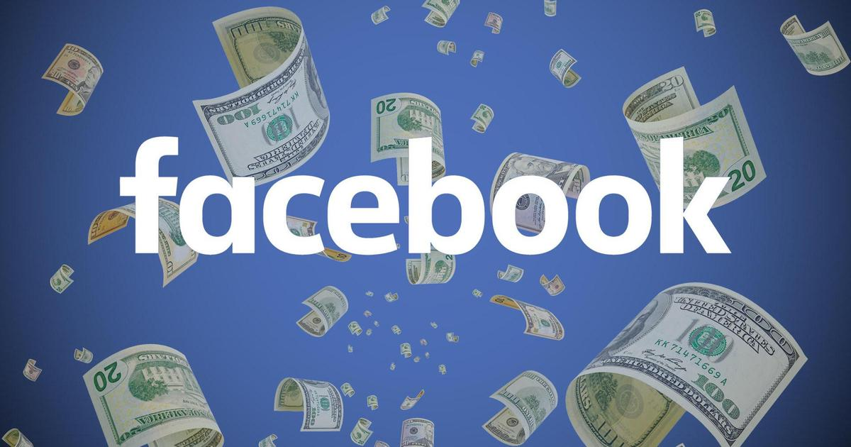 Во 2 квартале 2016 года рекламная выручка Facebook выросла на 63%.