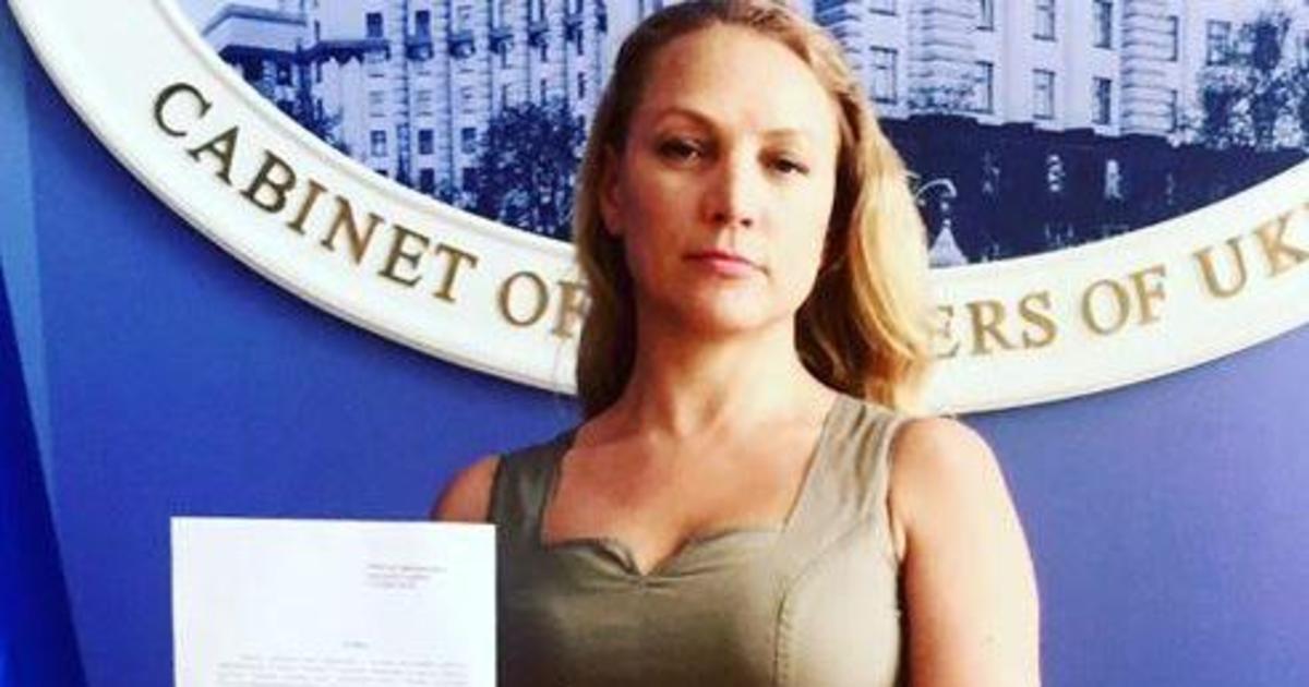 Татьяна Попова ушла из Министерства информполитики.