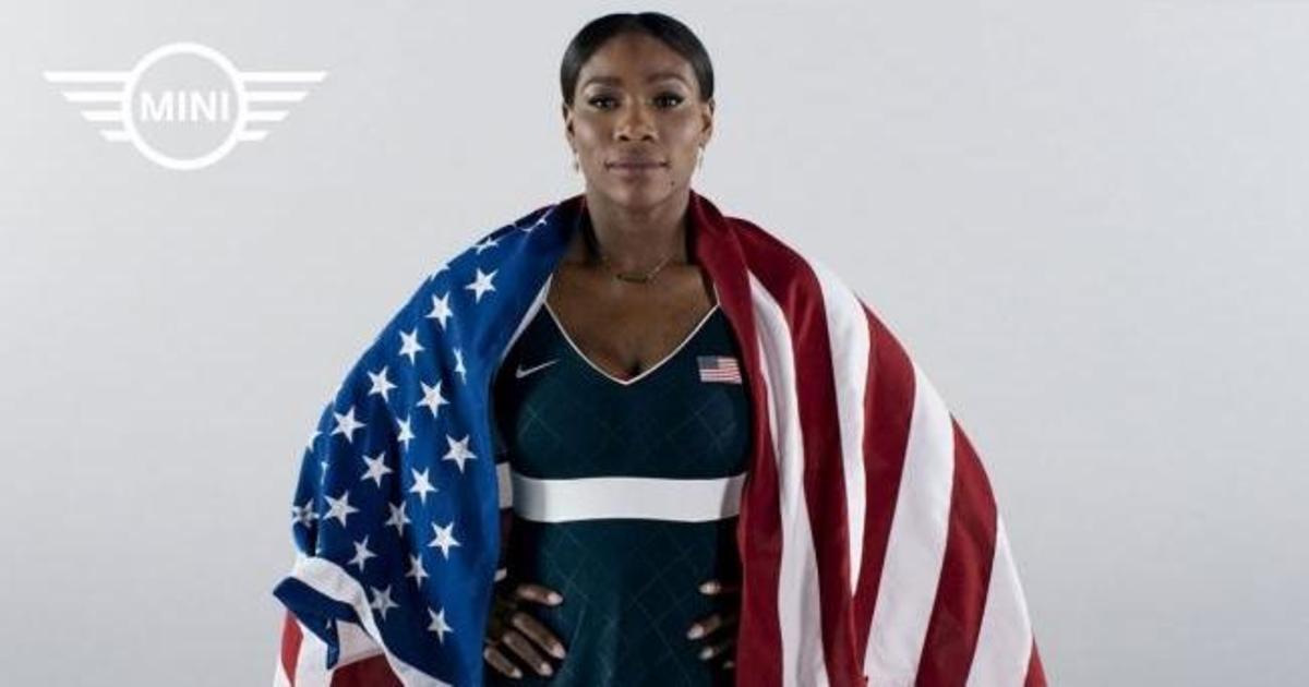 MINI выпустила кампанию с бунтарными спортсменами.