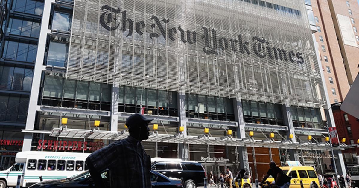 The New York Times еще больше погрузится в виртуальную реальность.