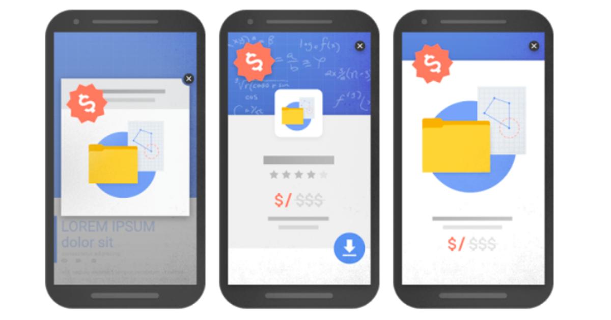 Google понизит сайты с полноэкранными баннерами в мобильной выдаче.