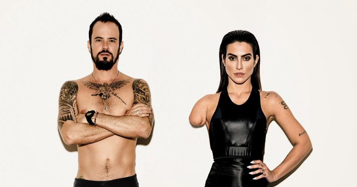 Бразильский Vogue превратил обычных моделей в паралимпийцев.