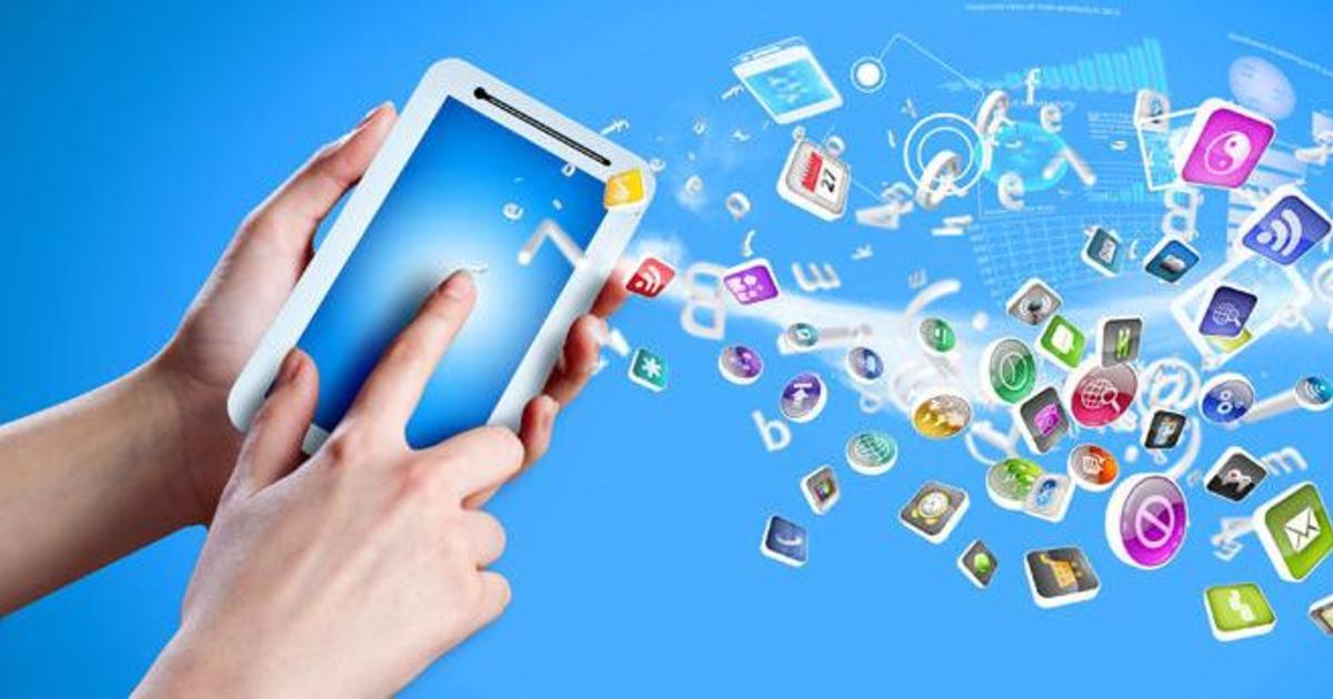 comScore: пользователи проводят 50% онлайн-времени с приложениями.