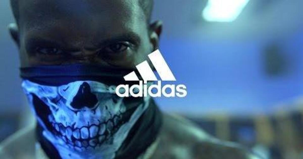Adidas напомнил о важности креатива в спорте.