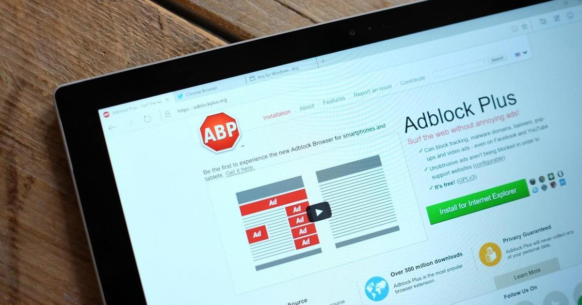 Adblock Plus будет сам продавать рекламу.