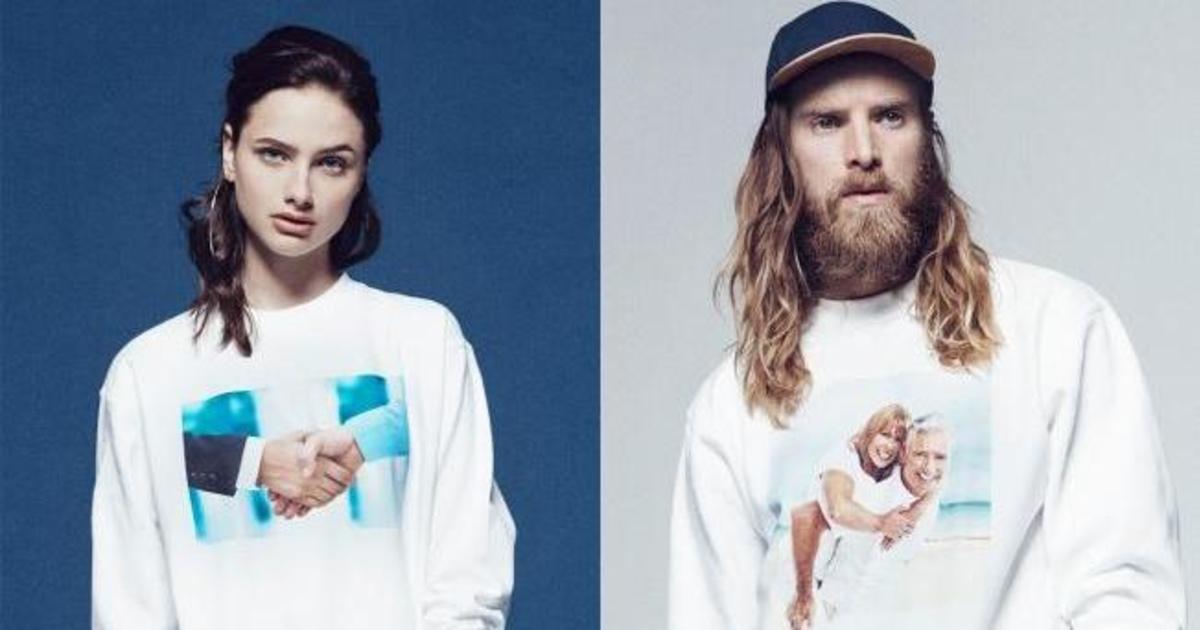 Adobe выпустила линию футболок с худшими стоковыми фото.