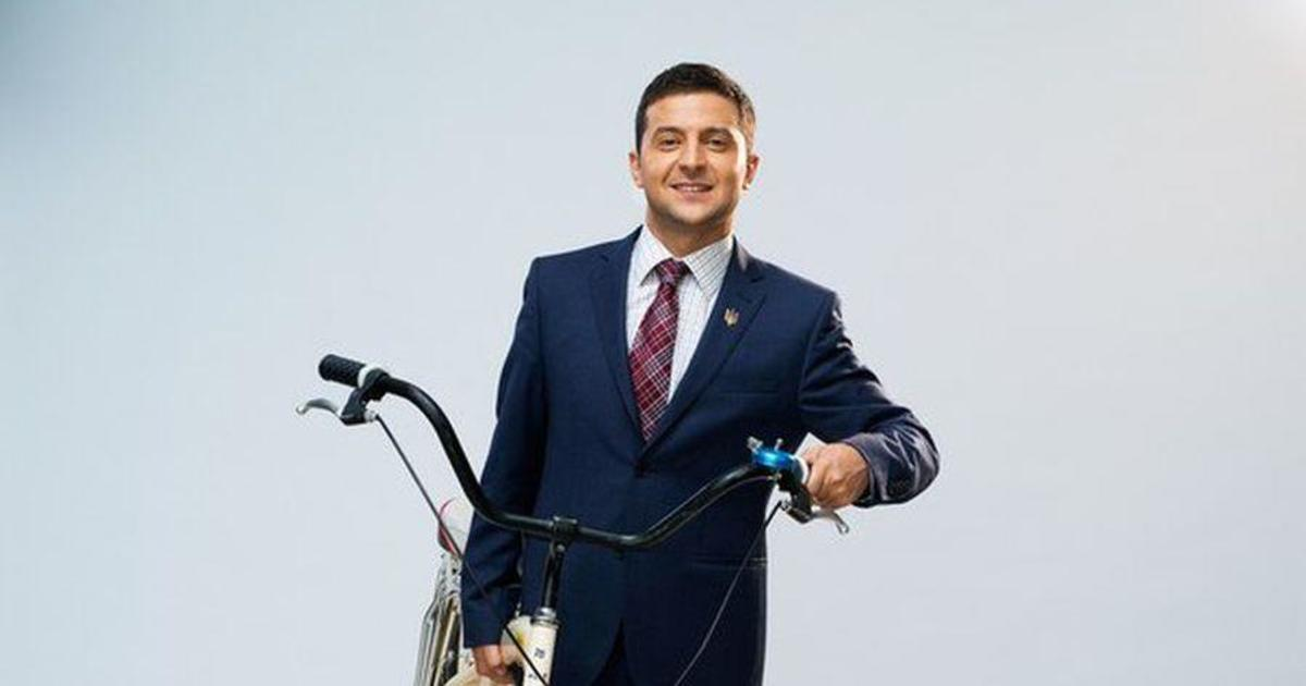 Netflix купил украинский сериал «Слуга народа» студии «Квартал 95».
