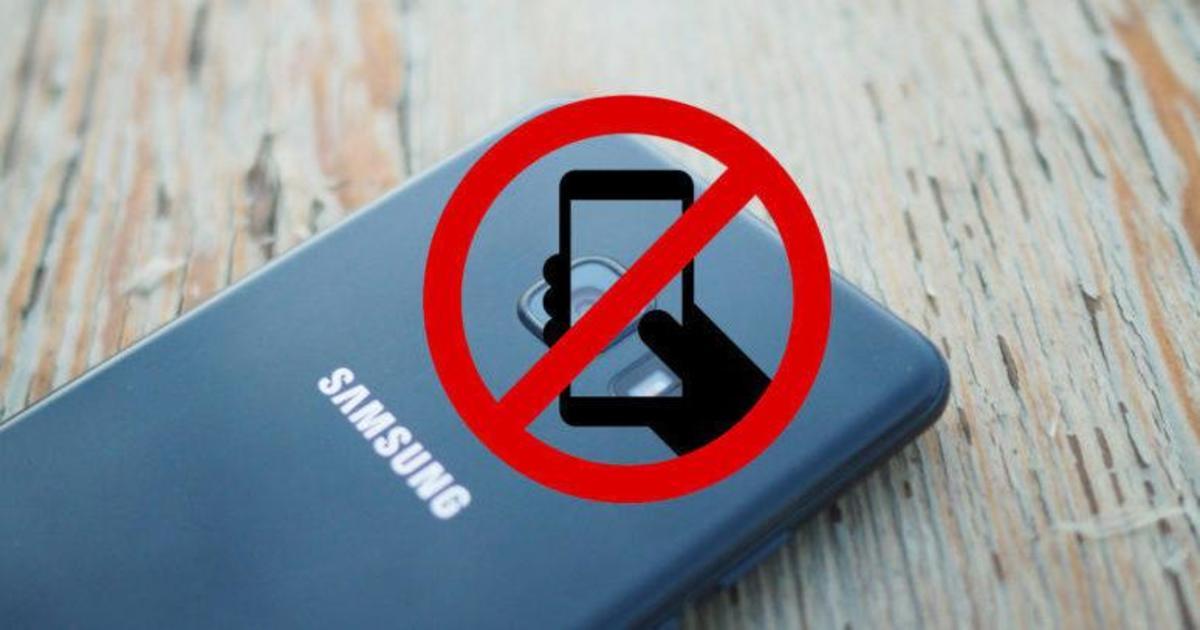 Samsung остановила мировые продажи Galaxy Note 7 и призвала их выключить.