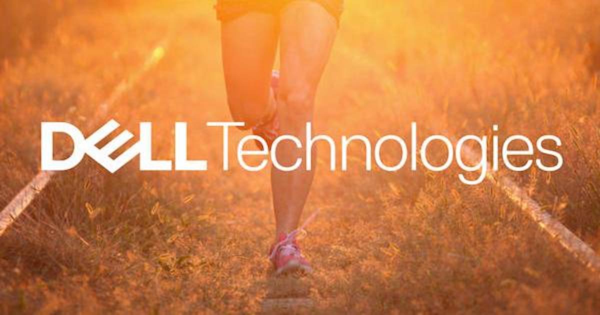 Dell представила новое лого.