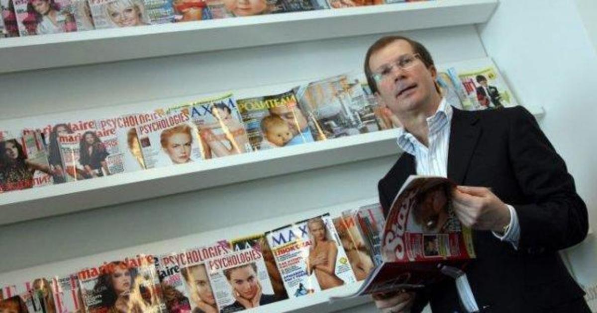 Издатель Elle, Cosmopolitan и Harper's Bazaar намерен уйти из Украины.
