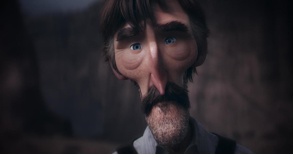 Сотрудники Pixar показали короткометражку, созданную в свободное время.