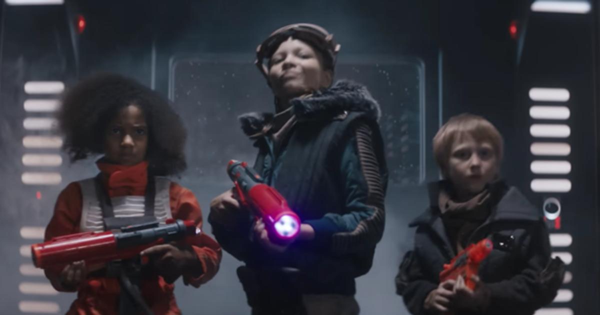 Duracell выпустил рождественский ролик, устроив «Звездные войны» в больнице