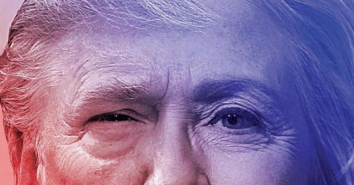Обложка Bloomberg Businessweek объединила Хиллари и Трампа.