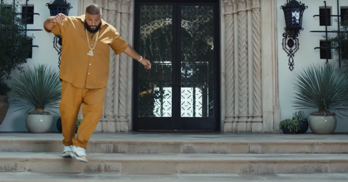 Ники Минаж, DJ Khaled и ряд знаменитостей станцевали в рекламе Beats by Dre