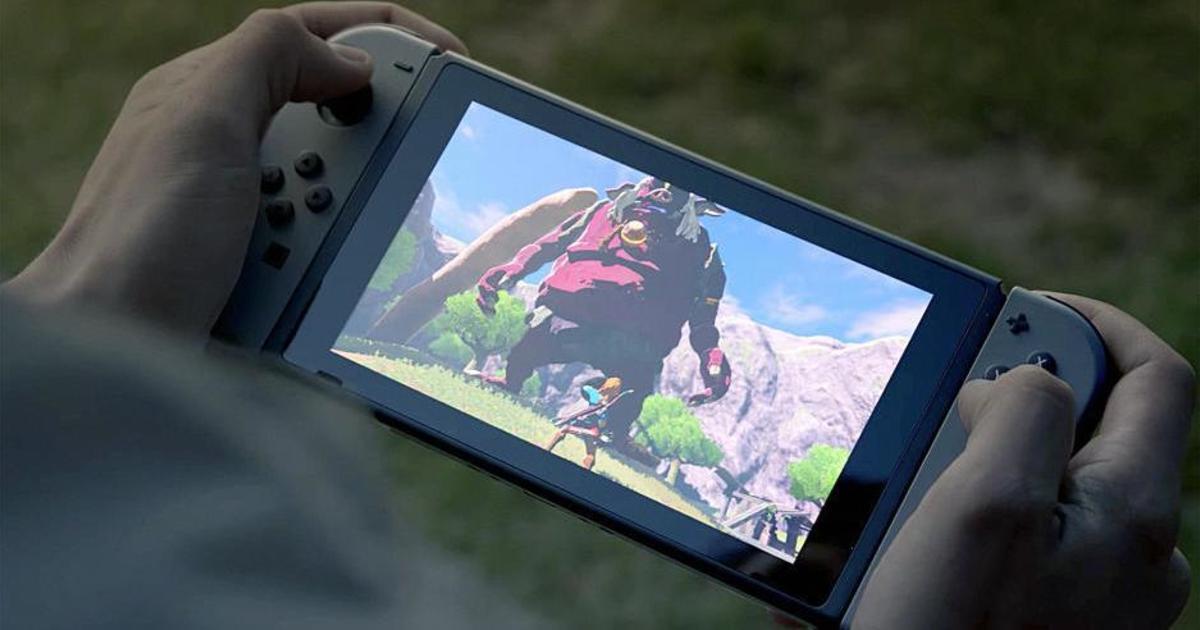 Nintendo представила новую консоль за пять лет.
