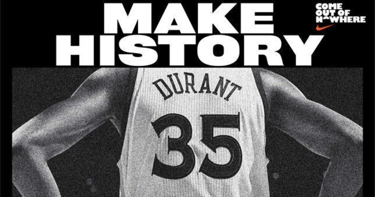 Nike запустила рекламную кампанию длинной в баскетбольный сезон.