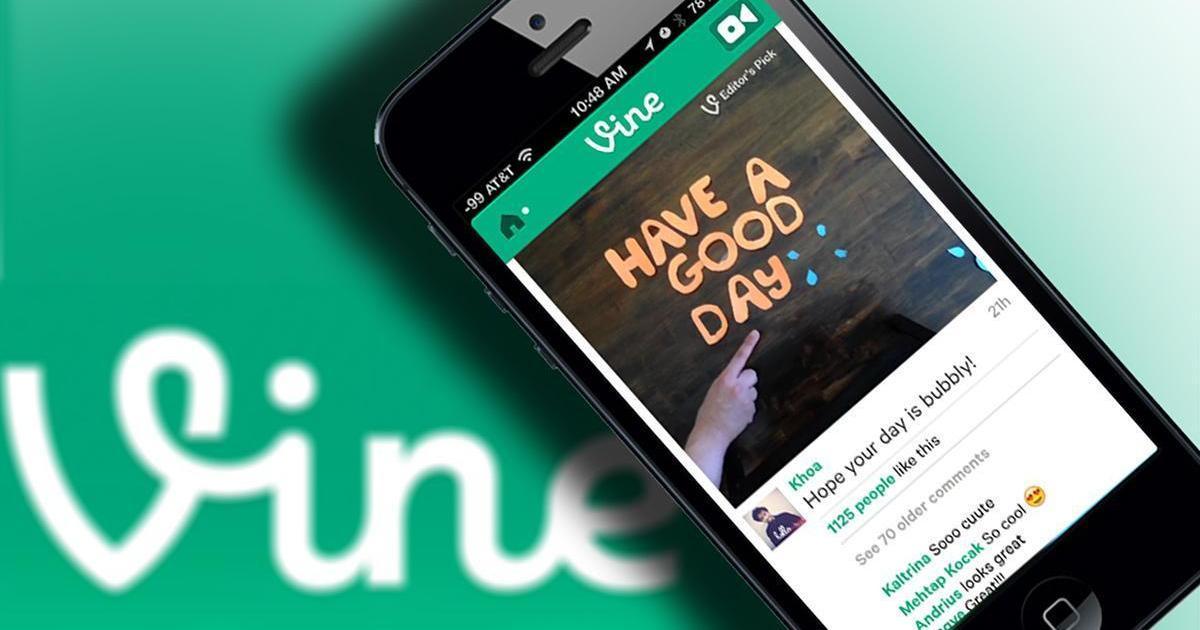 Twitter закроет сервис для коротких видеороликов Vine.