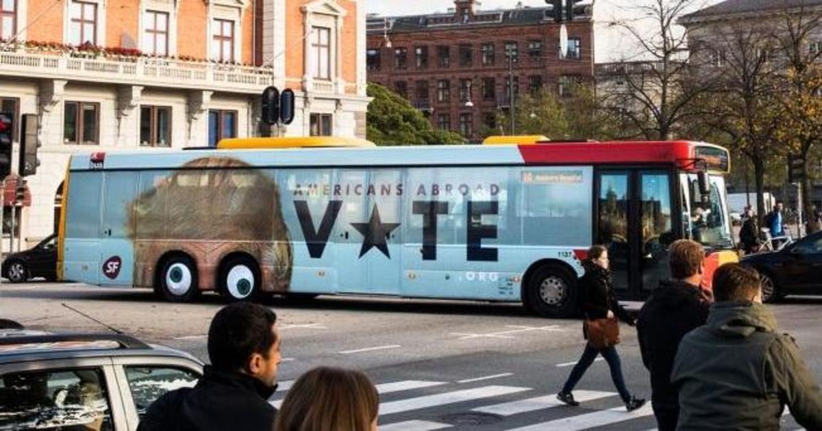 Датская политическая партия бросила Трампа под автобус.