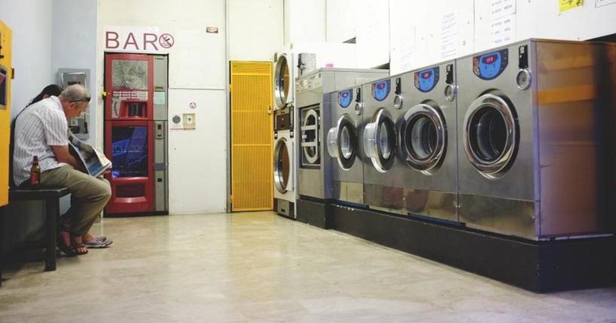Samsung отзывает почти 3 млн стиральных машин из-за угрозы их взрыва.