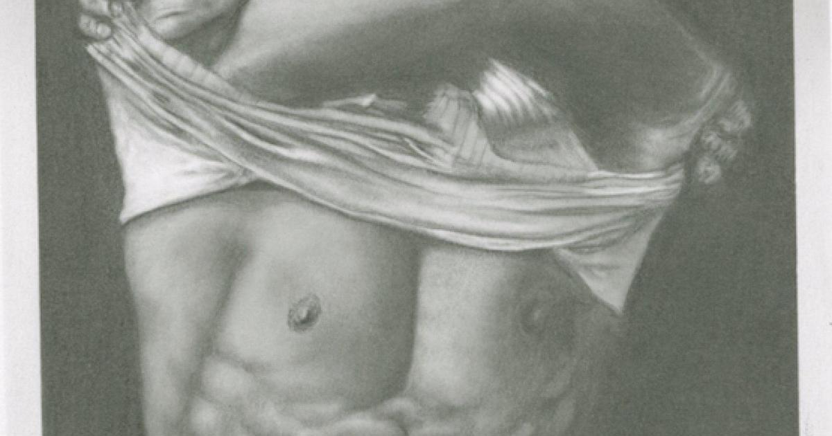 В Нью-Йорке презентовали искусство за решеткой.
