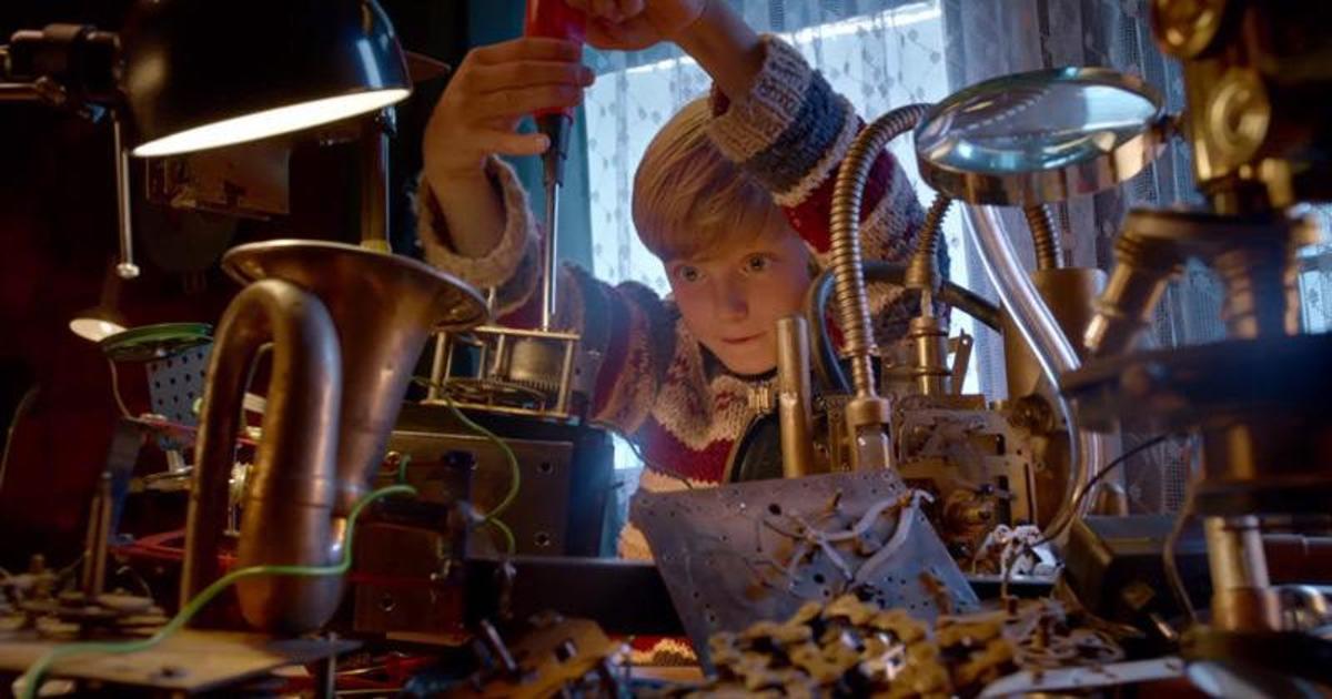 Milka выпустила рождественский ролик от режиссера «Амели».