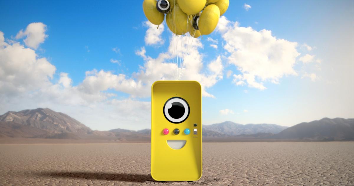Snapchat будет продавать умные очки с помощью вендинговых автоматов.