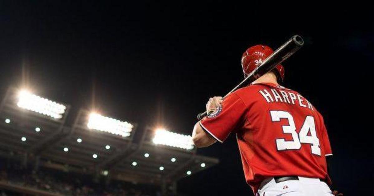 Виртуальная реальность Gatorade перенесла в мир бейсболиста Брайса Харпера.