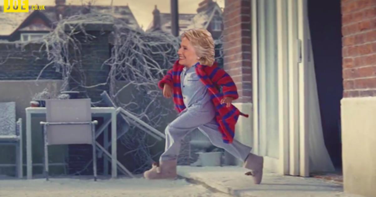 Политическая пародия на ролик John Lewis собрала более 100 млн просмотров.
