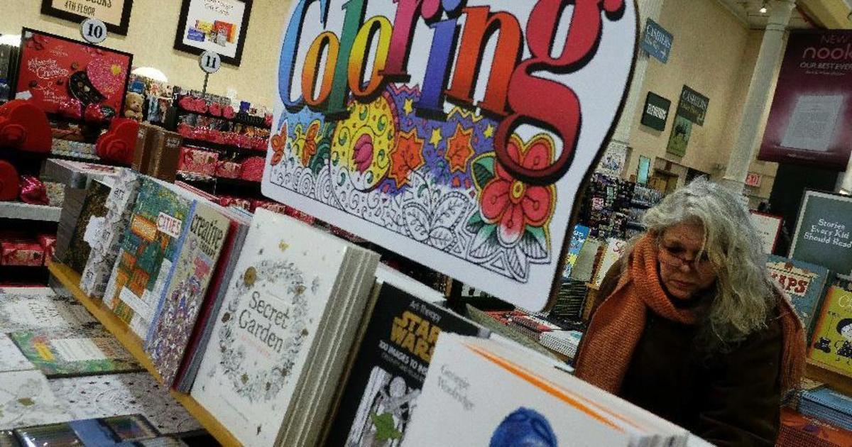 Крупные бренды привлекают взрослую аудиторию раскрасками.